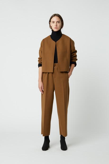 Jacket 2591 Brown 4