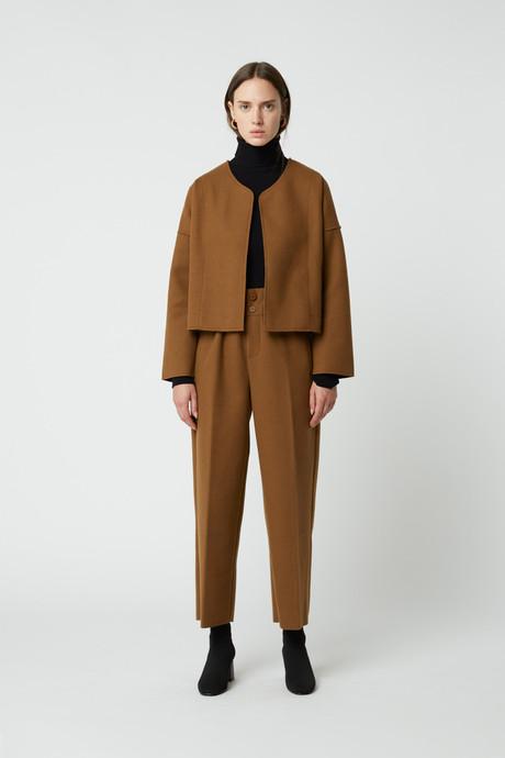 Jacket 2591 Brown 6