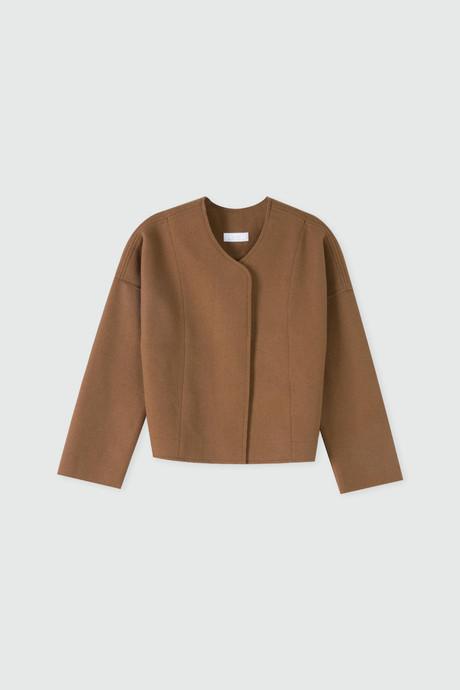 Jacket 2591 Brown 8