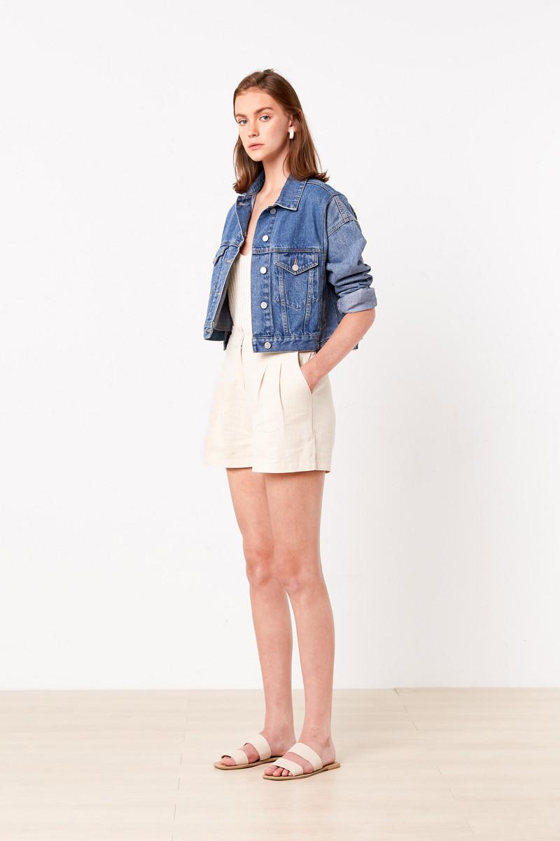Jacket 2646 Indigo 3