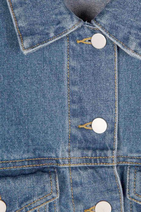 Jacket 2646 Indigo 6