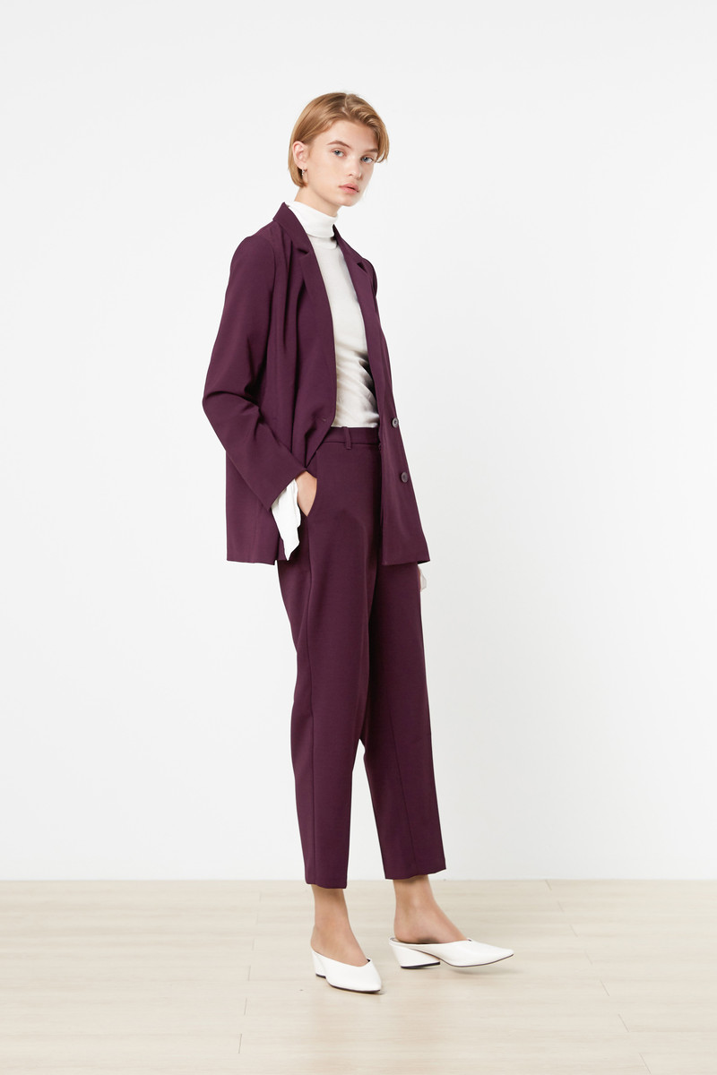 Jacket 2747 Purple 7