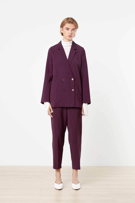 Jacket 2747 Purple 9
