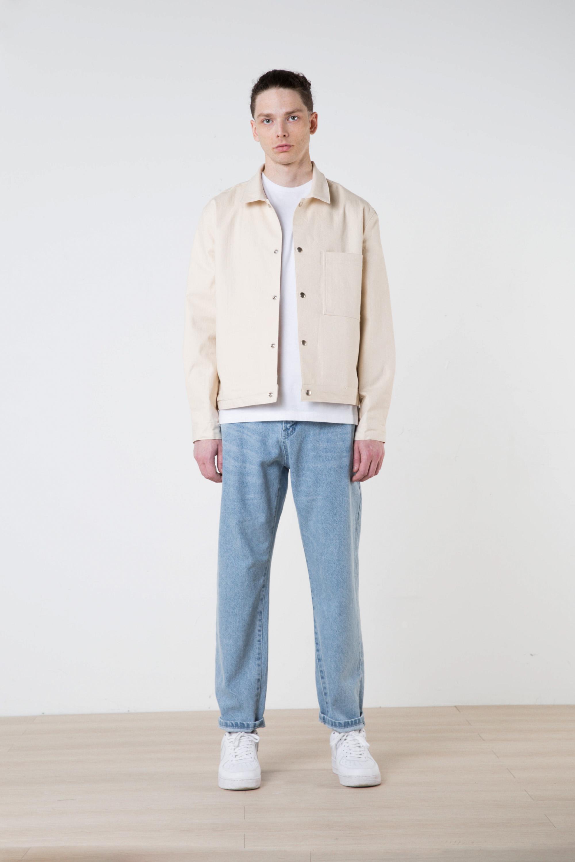 Jacket H049 Beige 1