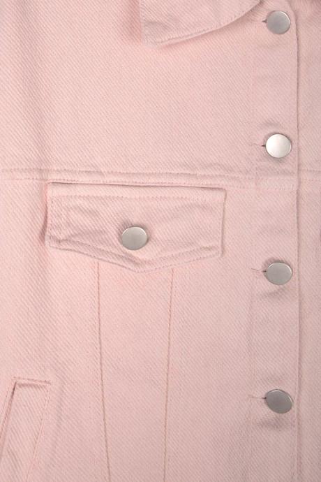 Jacket H085 Pink 6