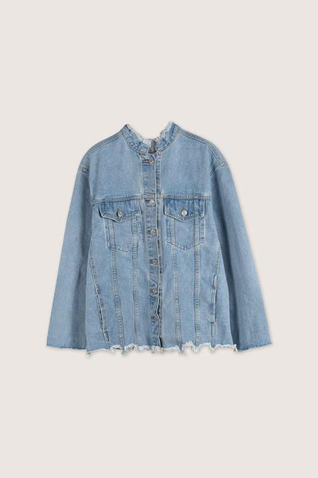 Jacket H130 Light Blue 10