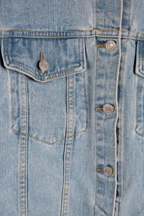 Jacket H130 Light Blue 11