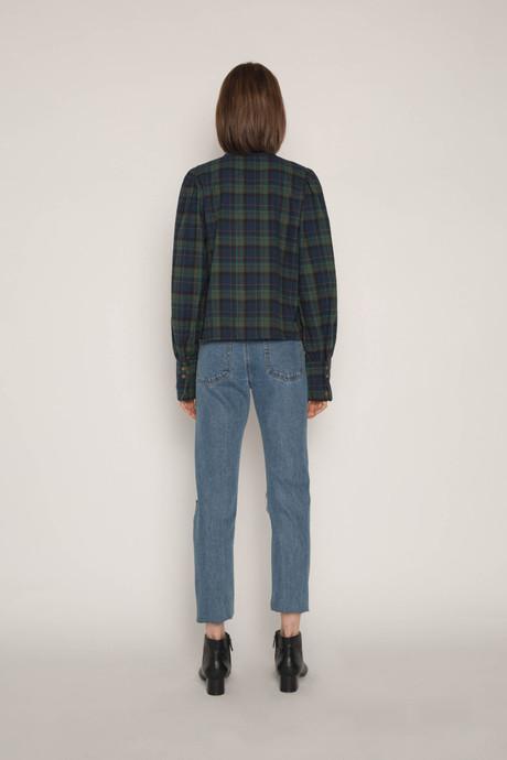 Jacket H154 Green 4