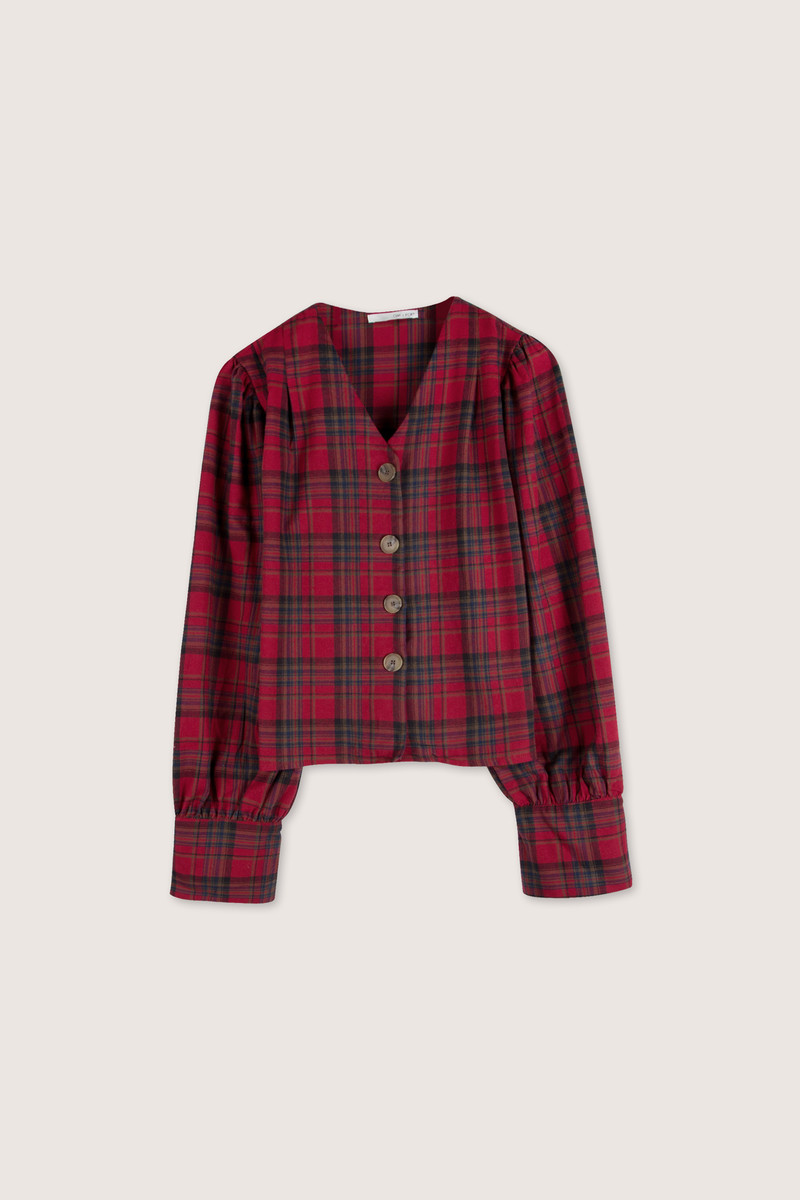 Jacket H154 Red 7