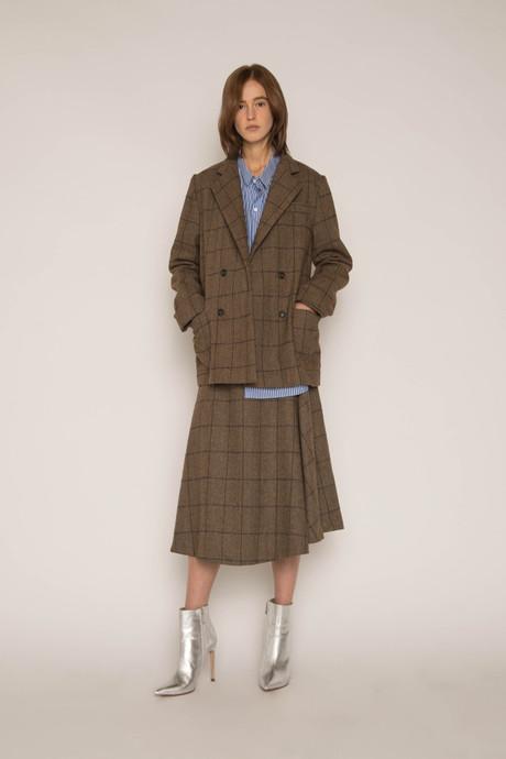 Jacket H185 Brown 1