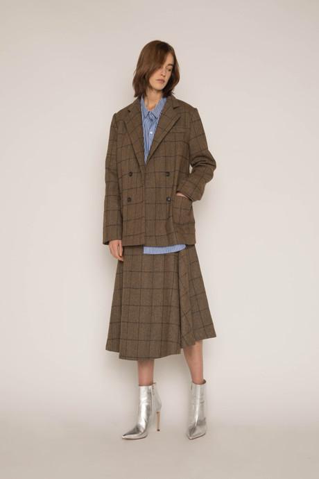 Jacket H185 Brown 2