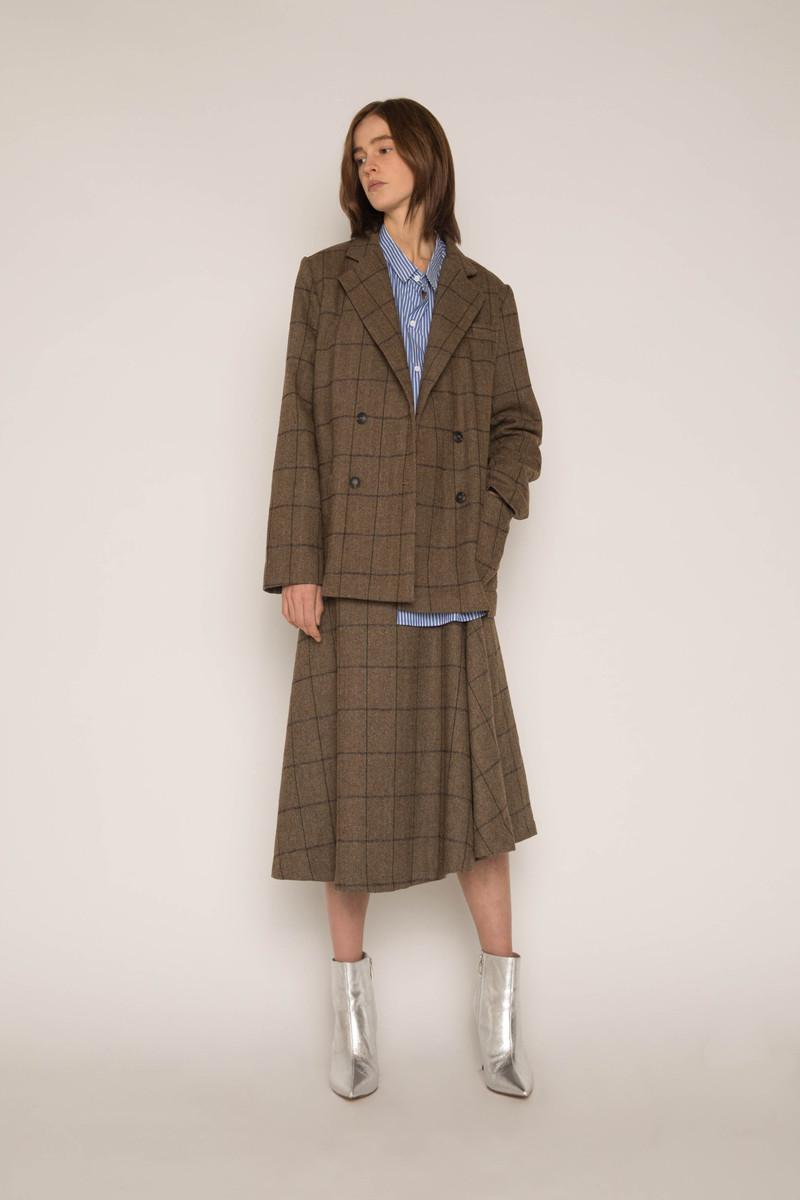 Jacket H185 Brown 3