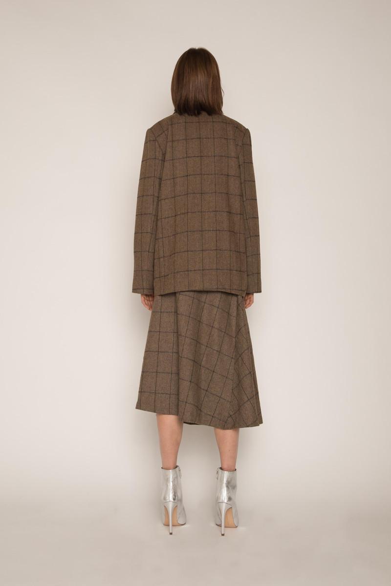 Jacket H185 Brown 4