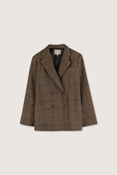 Jacket H185 Brown 5