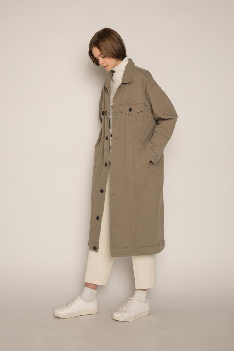 Jacket H187 Olive 1
