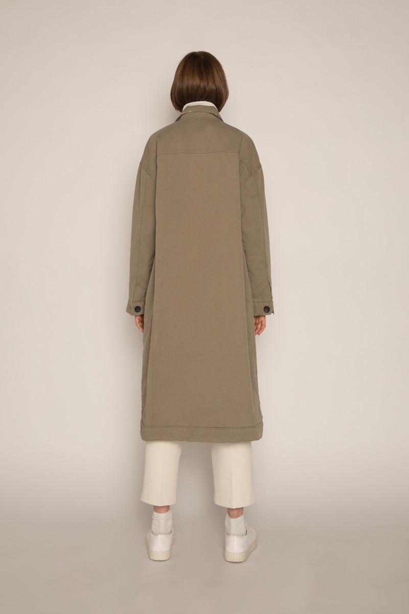 Jacket H187 Olive 4