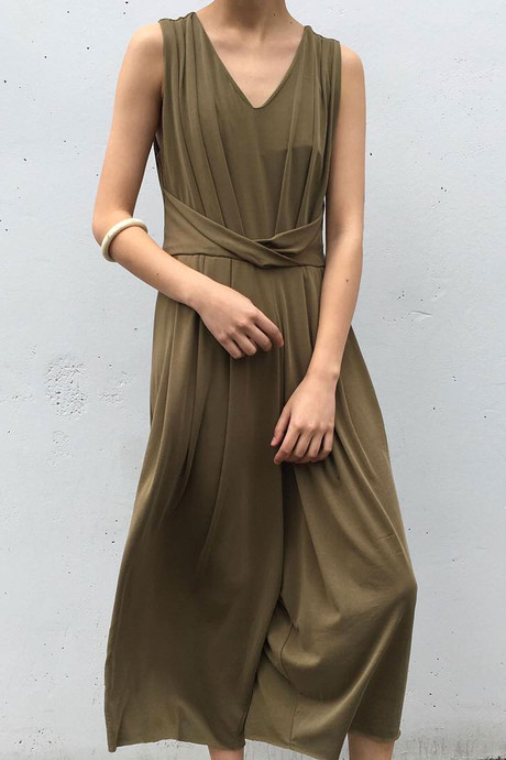 0a53ffe2966 Jumpsuit 2148 Olive 1 ...
