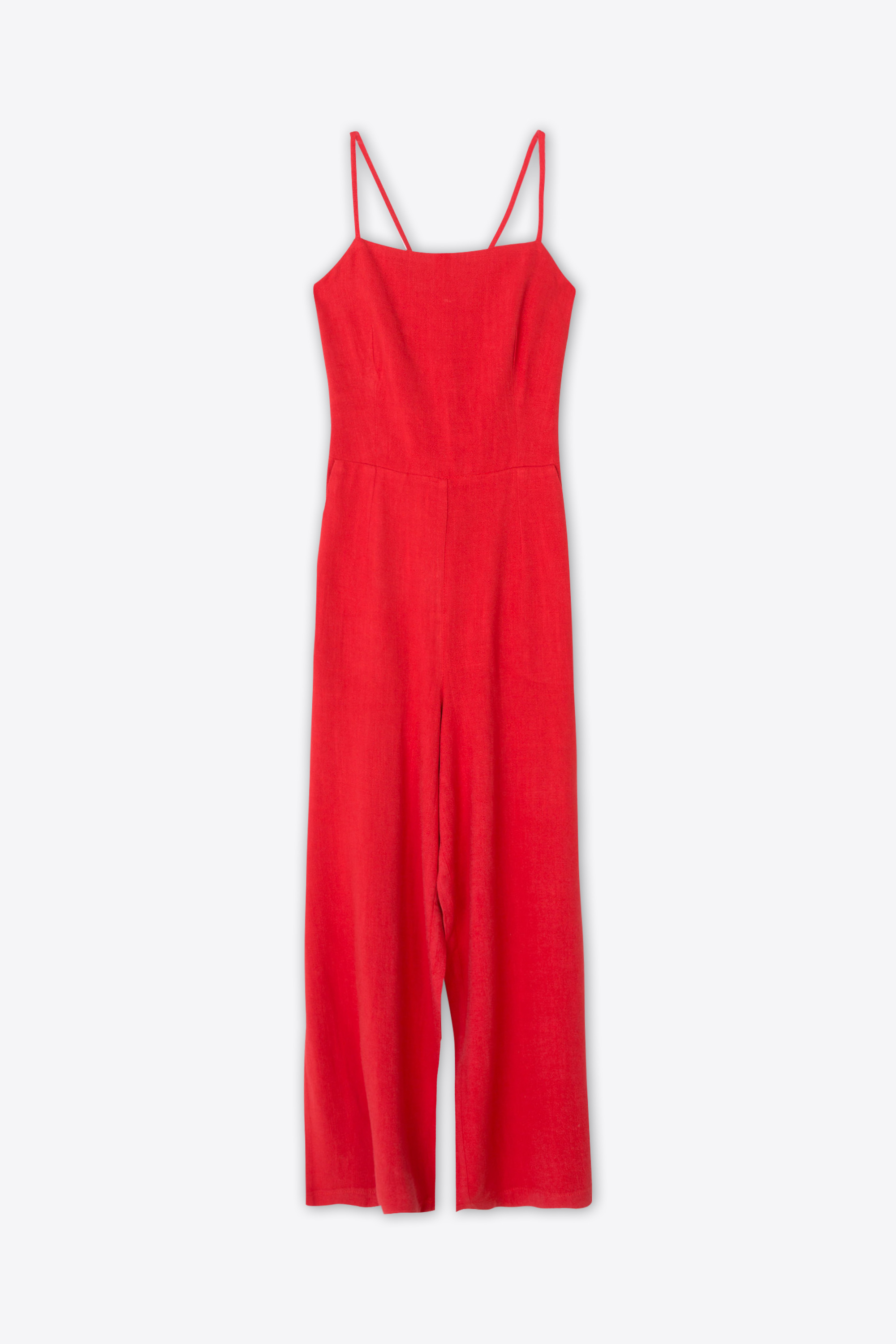Jumpsuit 2376 Red 9