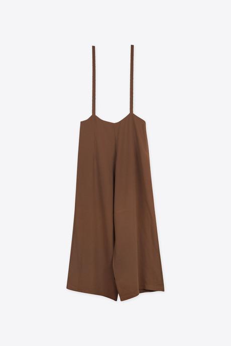 Jumpsuit H081 Brown 5