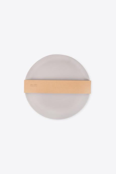 Large Bamboo Plate Set 2861 Gray 1