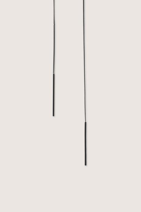 Necklace 2062 Matte Black 2
