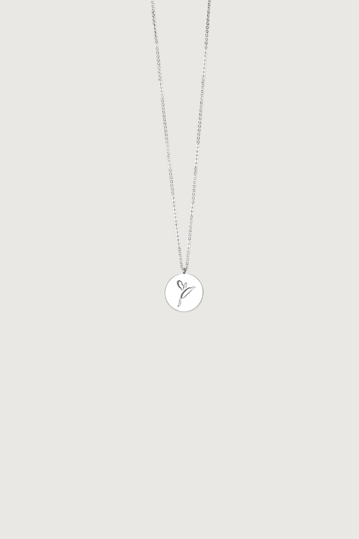 Necklace 3415 Silver 3