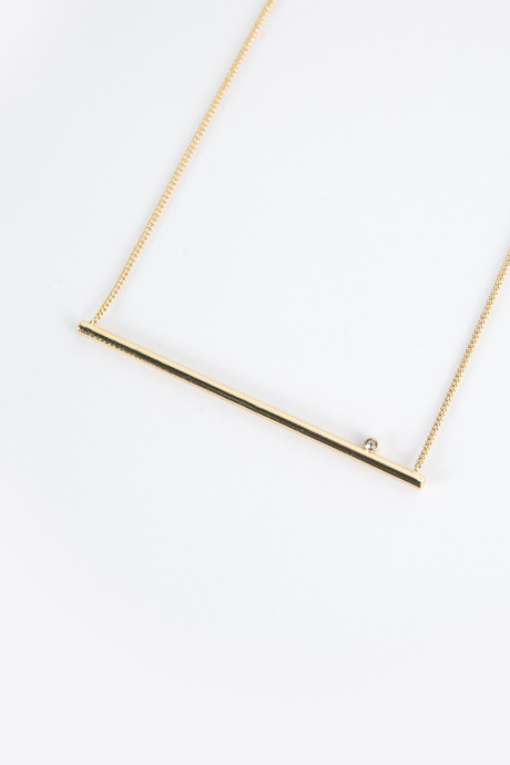 Necklace 92033 Gold 1