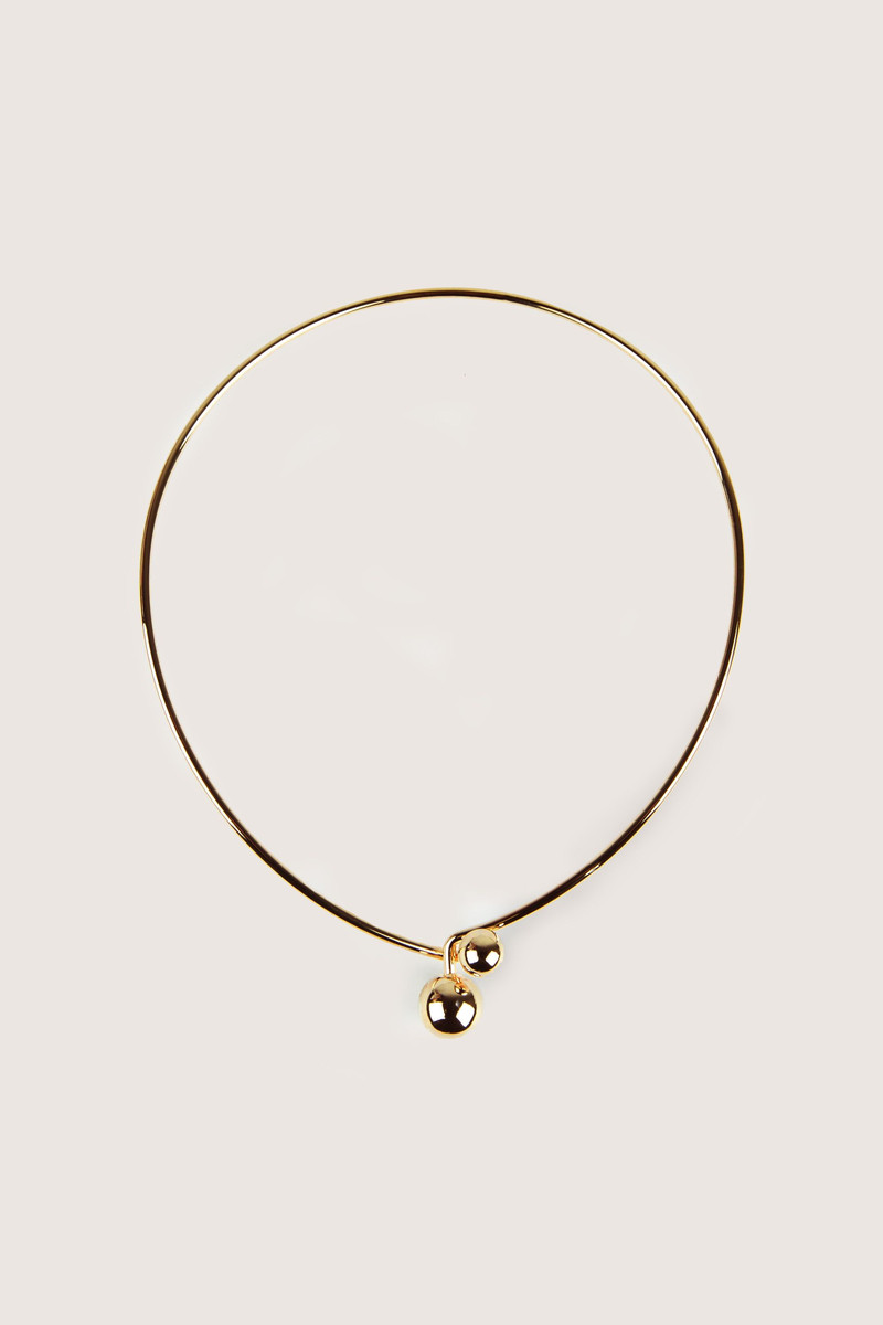 Necklace H023 Gold 1