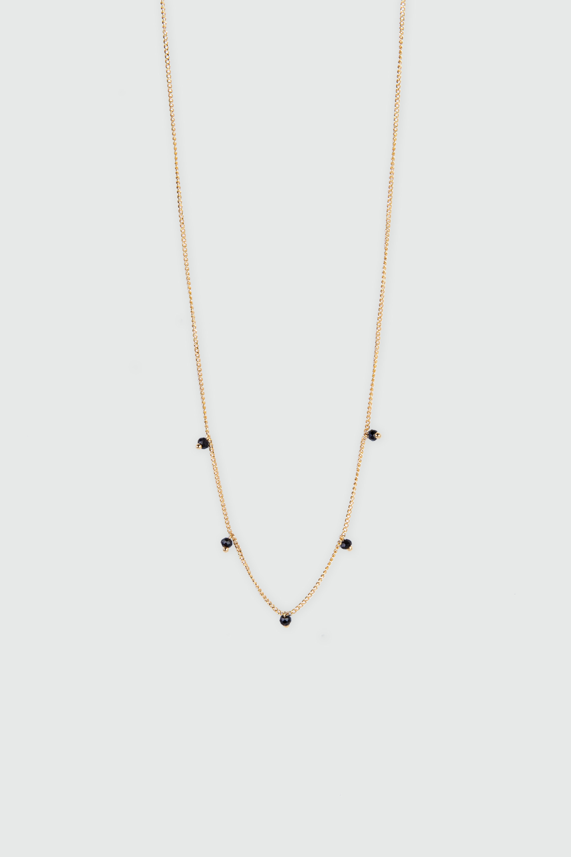 Necklace H056 Black 3
