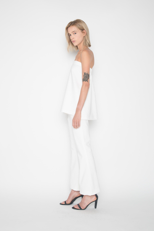 Pant 1394 White 1