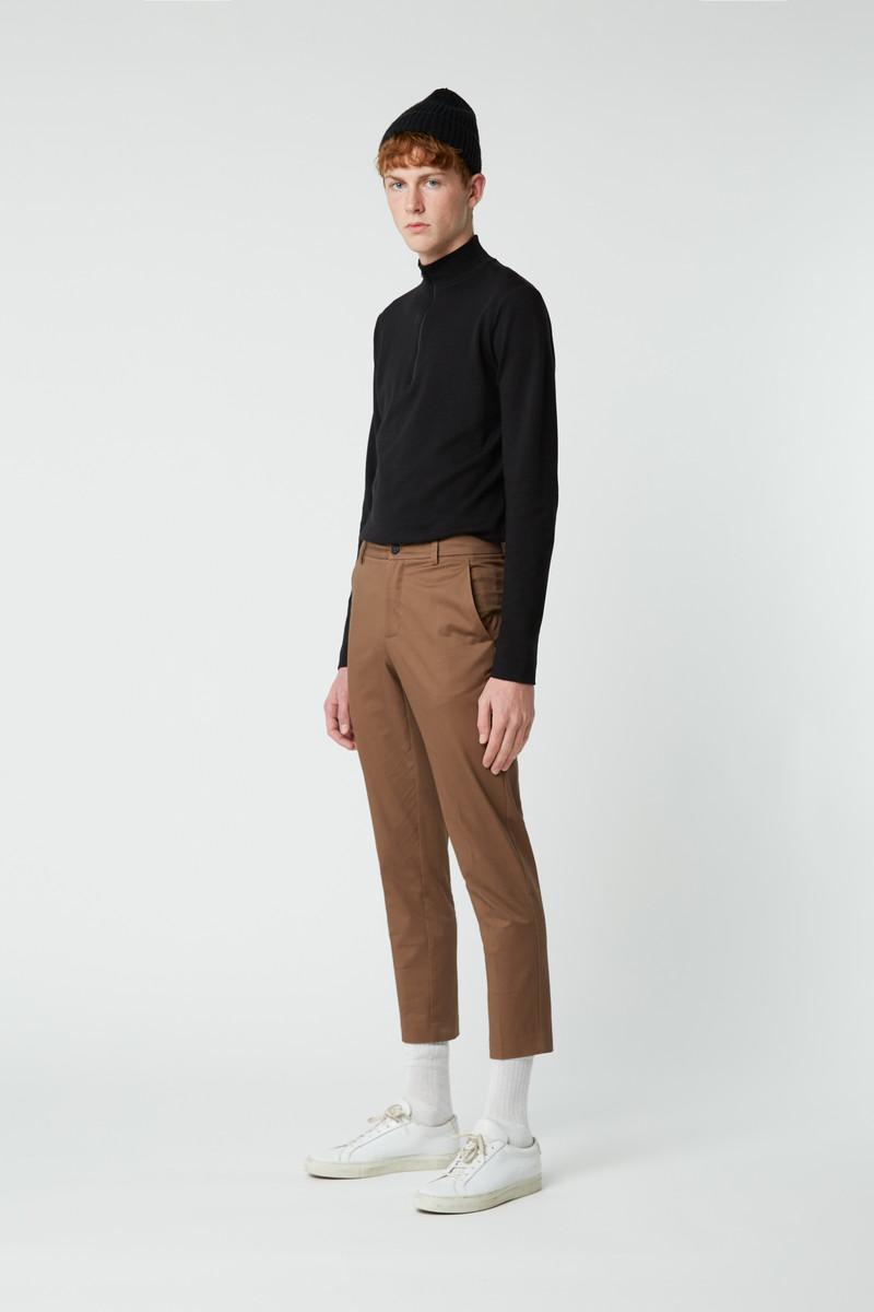 Pant 2480 Brown 7