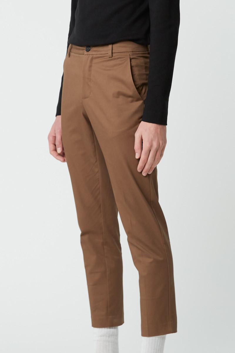 Pant 2480 Brown 8