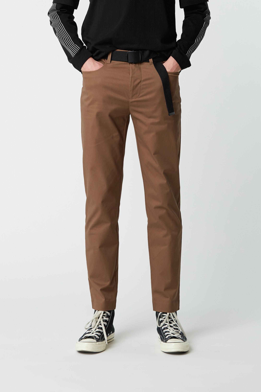 Pant 2658 Brown 1