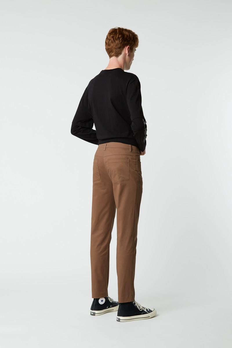 Pant 2658 Brown 4