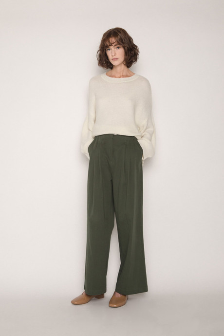 Pant H232 Olive 1