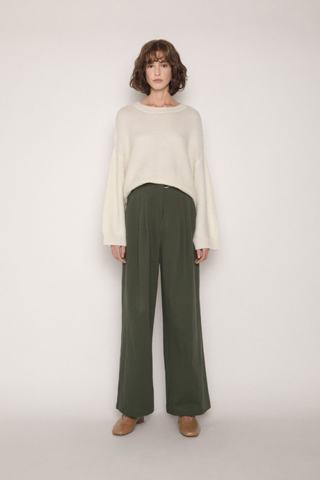 Pant H232 Olive 3
