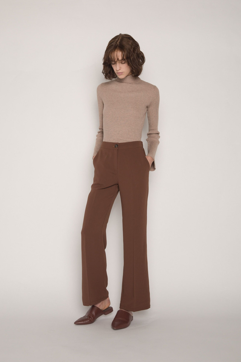 Pant H259 Brown 3