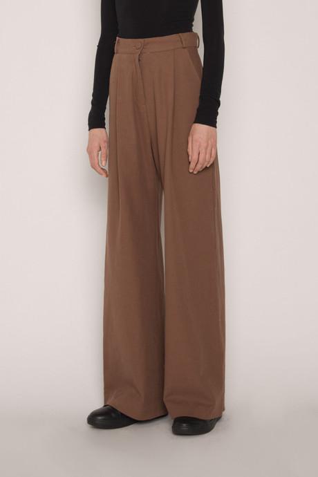 Pant H286 Brown 2