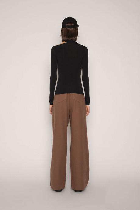 Pant H286 Brown 4