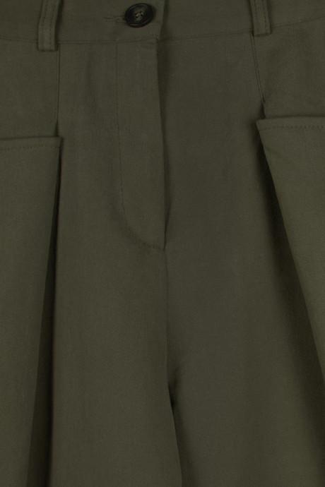 Pant H378 Olive 8