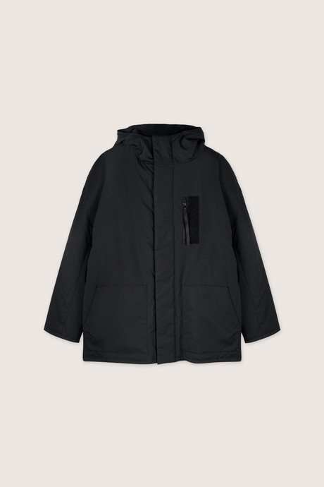 Parka 1525 Black Mix 9
