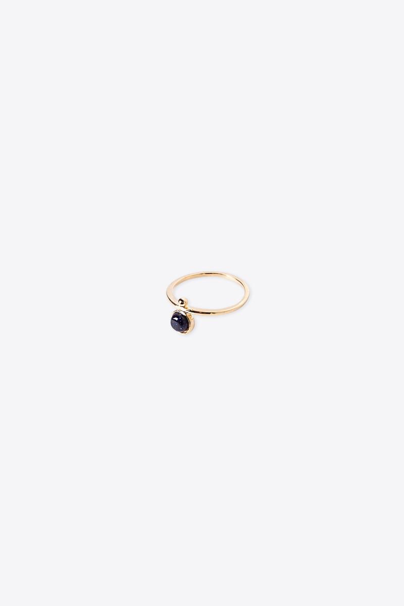 Ring H074 Navy 1