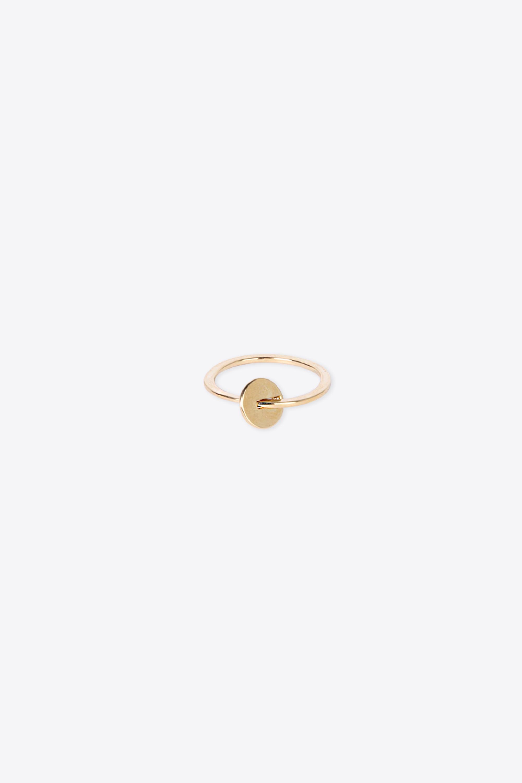 Ring H075 Gold 1