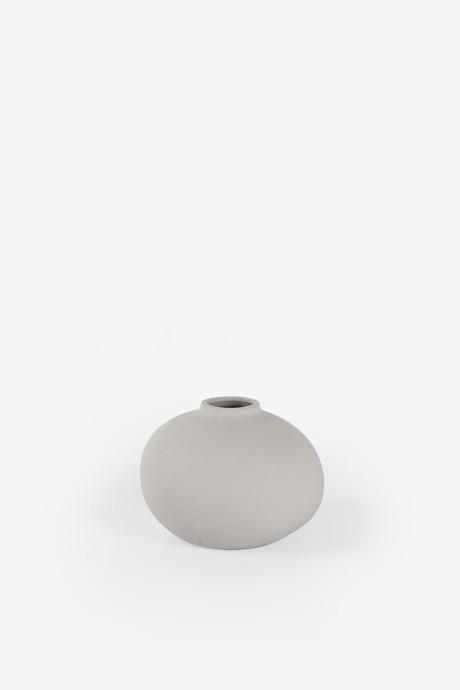 Round Vase 1891 Grey 2