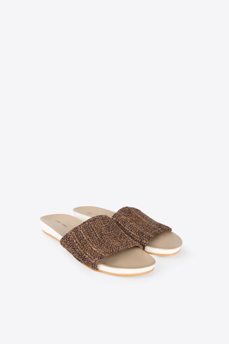 Sandal H001 Brown 6