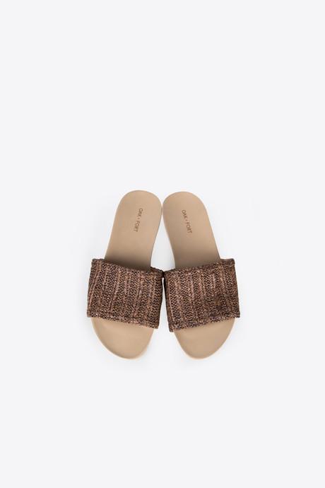 Sandal H001 Brown 7