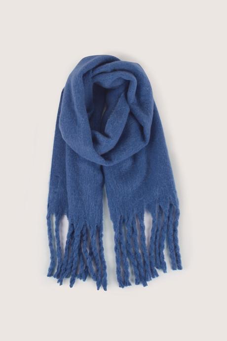 Scarf H062 Blue 1