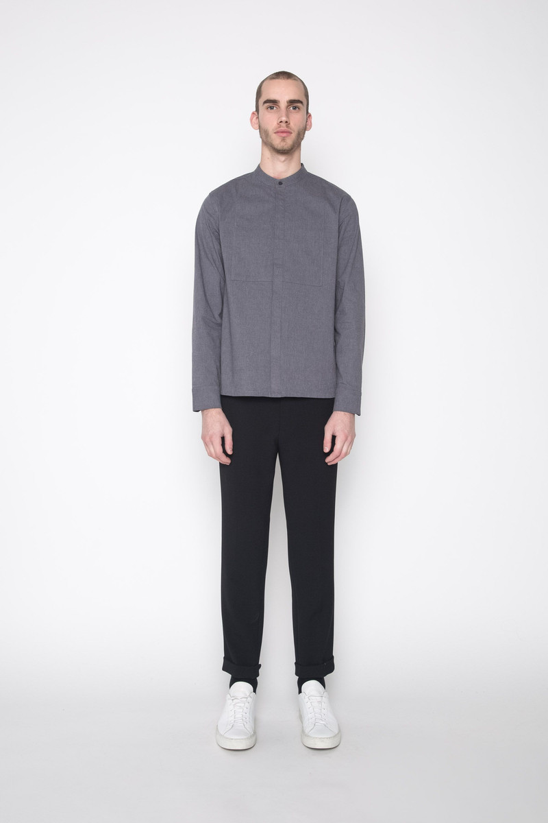 Shirt 2173 Gray 1