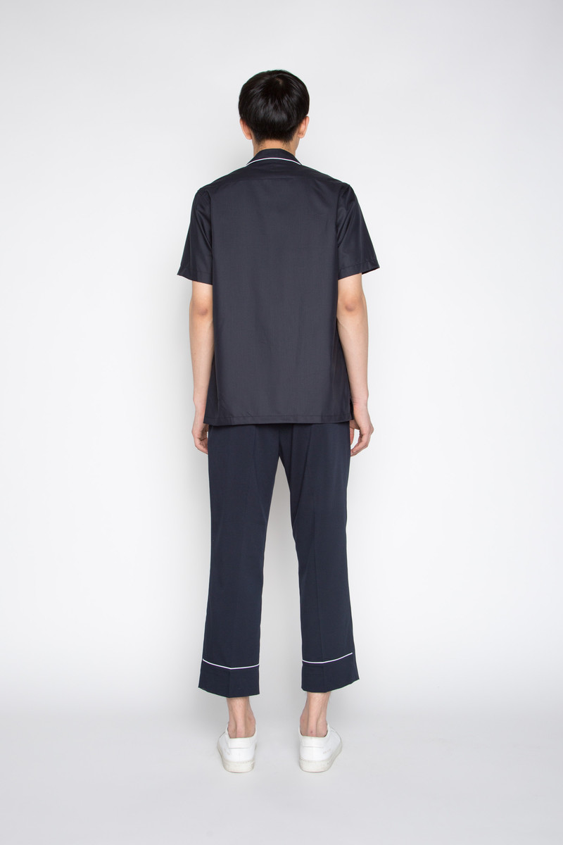 Shirt H022 Navy 5