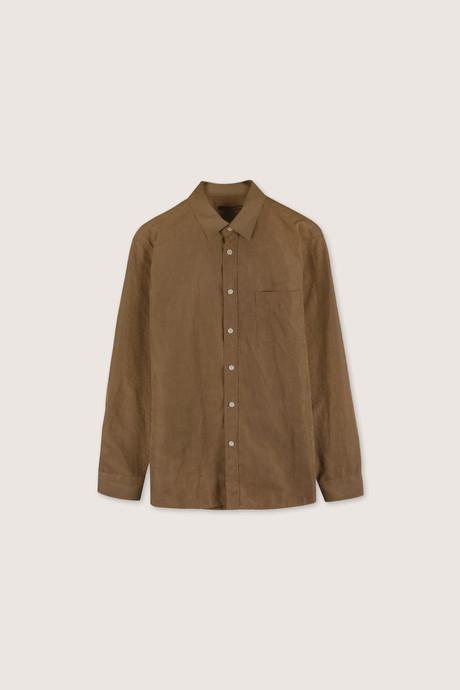 Shirt H057 Brown 7